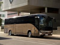 Coach and bus rental tour